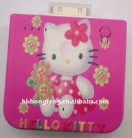 Wholesale Hello kitty battery charger for iphone,ipad,battery factory
