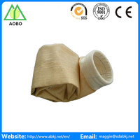 Aramid water proof strong acid resistance Nomex dust filter bag
