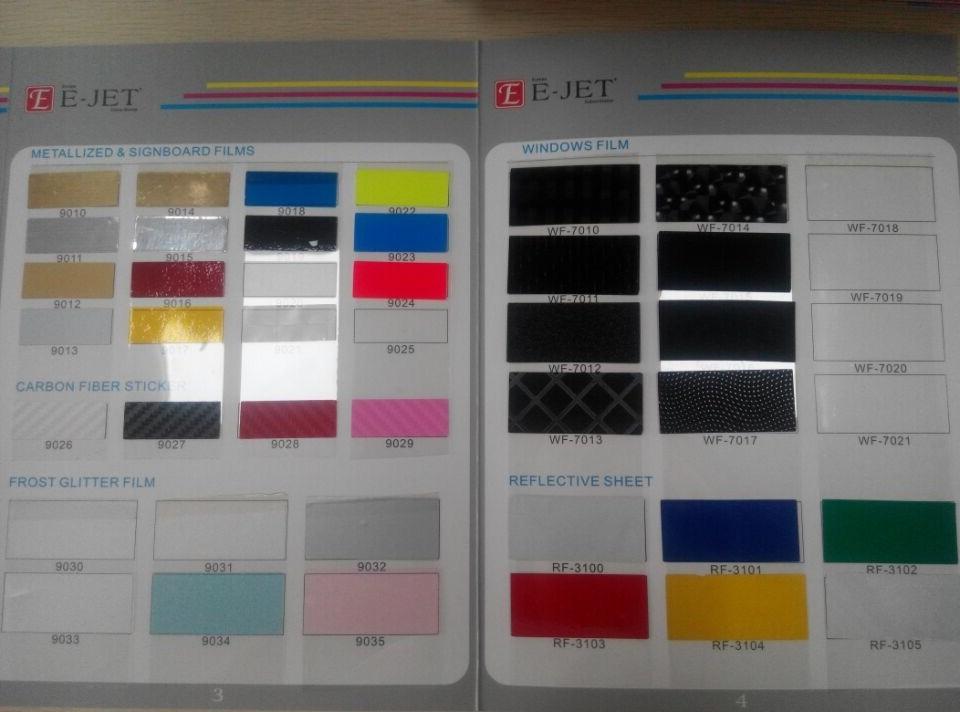 Pvc Color Vinyl Rolls For Cricut