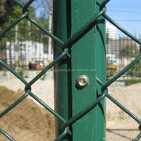Cheap Fencing- Portable Mesh Fence Panels With Base( Factory)