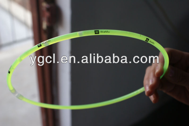 Promotional 22inch Glow Stick Necklace