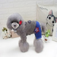 Custom Design Durable Strong knit dog clothes