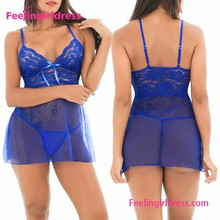 High Quality Transparent Blue Girls Sexy Pic Face Hot Pics Sexy Sxi Girls Babydoll