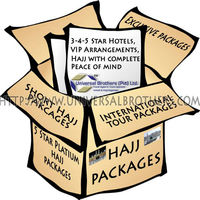 Executive Silver Five Star 15 Days Hajj Package