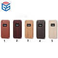 2017 Newest Products Full Body Wood Decals For Iphone 7 Sticker Cover For Iphone 7s