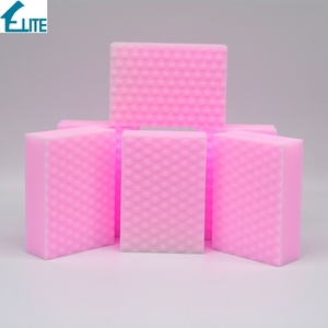 Factory direct supplier customized magic sponge compressed melamine sponge pad compressed melamine pad