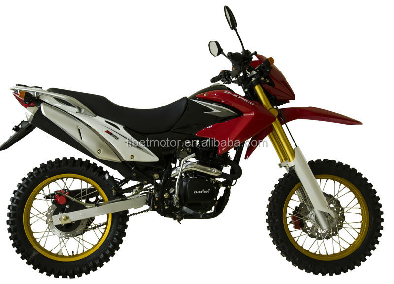 2013 250cc Dirt Bike For Sale Cheap In South America ZF200GY-6