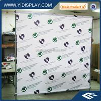 Aluminium Exhibitor Adjustable Banner Stand