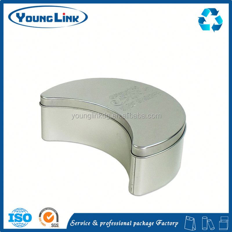 rectangular aluminium tin boxes