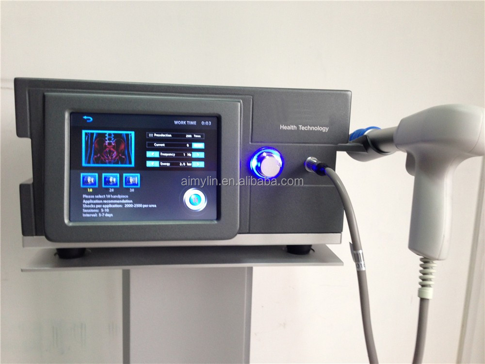 Extracorporeal Shock Wave Therapy Device/ new shockwave machine