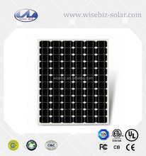 High Efficiency transparent mono solar panel with Sunpower Solar Cells