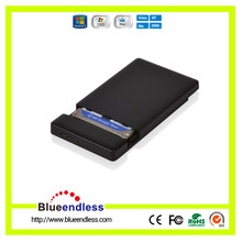 Aluminum Alloy USB HDD Enclosure External Hard Drive Caddy