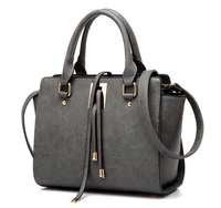 Hot sale fashionable women's bag genuine leather