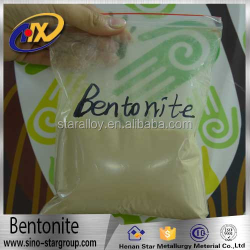 bentonite sulphur 90% bentonite cat litter from Star Factory Supplier