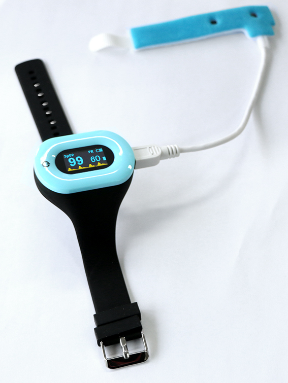 new infant spo2 monitor wrist oximeter berry