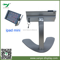Touch advertising machine kiosk ipad mini case