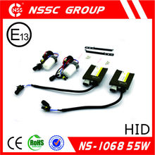 2013 nssc 55w 1068 top hid kits h4 hid kit super canbus mid slim hid kit