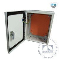 Wall mount and flush mount type IP65 outdoor waterproof Electric power distribution box