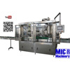MIC-24-6 2 in1 top standard beer canning equipment auto beer canning machine mobile beer canning equipment for alu Pet cans ce