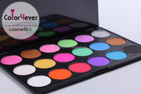 Wholesale Pro Shimmer 18 Color Eyeshadow Makeup Cosmetic Palette Eye Shadow shimmer cosmetic kit