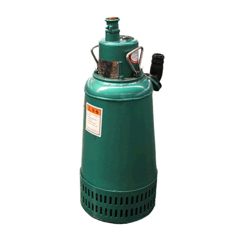 Submersible sewage pump for construction of buildings