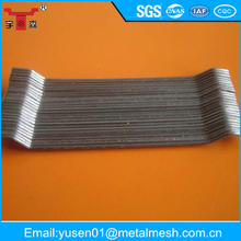 glued end hook steel fiber for concrete/building material price