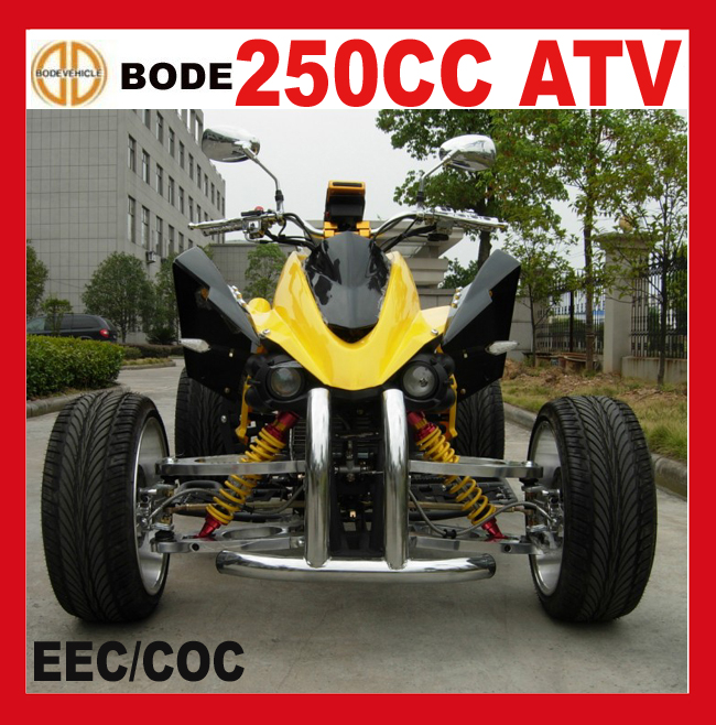 Chinese 250cc Jinling ATV with EEC/COC Certificate
