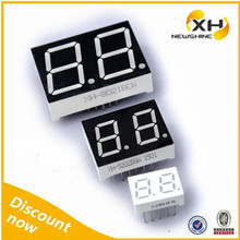 1.0 Inch 2 Digit Numeric LED Display / led numeric display screen / 2 digit led countdown timer