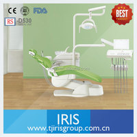 Dental Clinic Equipment Dental Chair Including Instrument Tray with Air Break