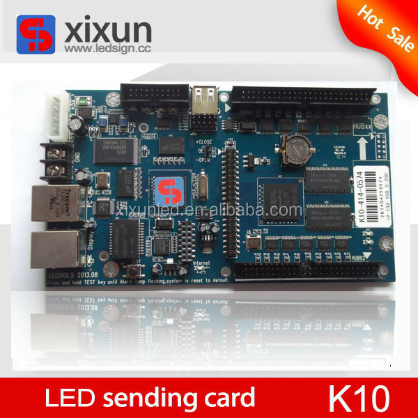 New <strong>Products</strong> rgb full color wifi led display sending and receiving card,stable communication and high quality