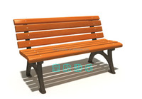 Simple Wood Bench Design Cast Galvanized Park Bench
