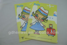 Lovely carton L file folders