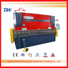 2016 top sell beading machine sheet metal bending machinery WC67K-80T-2500 with DA41