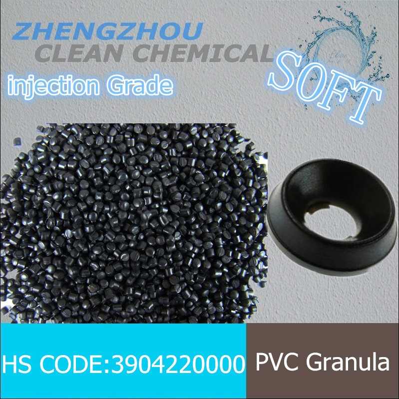 2017 Jan newest of injection Grade PVC compound