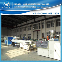 Full automatic and high speed PVC UPVC pipe extrusion equipment making machine best price