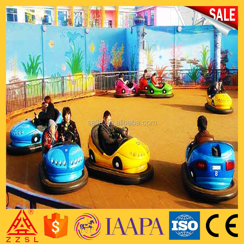 Amusement Park Commercial Used Electric/Battery Bumper Cars for Adults