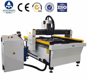 Competitive price 1325 CNC Plasma Cutting Machine for stainless steel