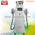 New portable coolling cavislim lipo Fat Freezing vacuum ultrasound rf beauty machine
