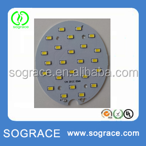 waterproof aluminum pcb led module