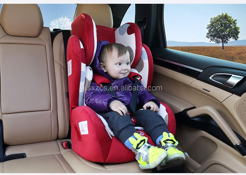 wholesale high quality baby seat, comfortable child car seat with ece baby car seat protector