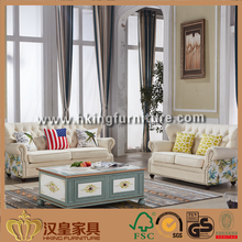 Beautiful Bedroom Korea Insinuante Goose Feather Down And Jute American Style Grey Fabric Sofa Sala Set, Gray Fabric Couch