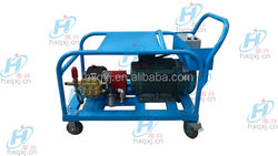 Petrol support sand blaster water blaster rust paint remove high pressure water blaster