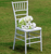 Factory Direct Resin White Wedding Chairs for Sale
