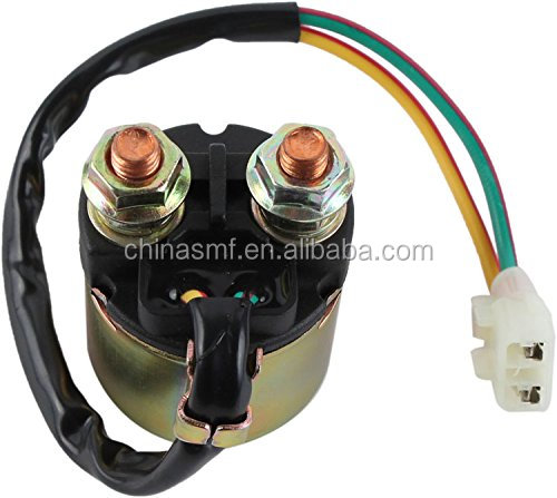 SMF-RS413 Fit for HONDA TRX350 FOURTRAX RANCHER 2000-2006 motorcycle Starter Relay