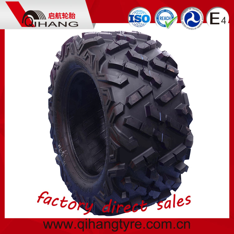 China ATV tyre manufacturer motorcycle tubeless tyre for ATV Quad bike tire