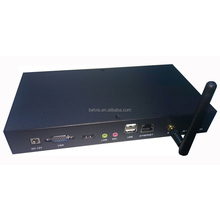 Digital Signage Network Media Player BV-84 with free CMS software