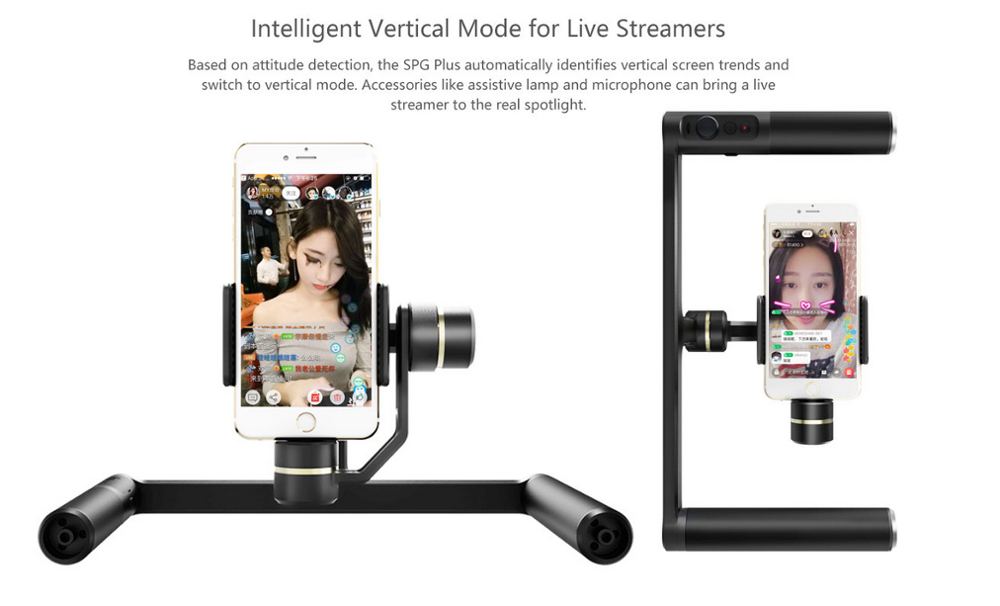 Feiyu SPG Plus / Gimbal for smart phone