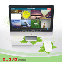 China best 32 inch white all in one desktop computer