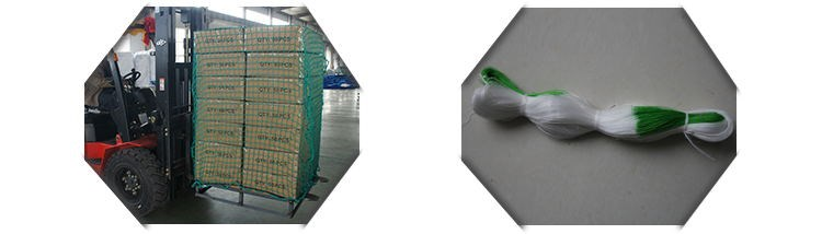 PE Multi Fishing Net Fish Net Material