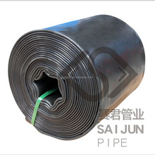 irrigation pipe hose for agriculture with nitrile rubber